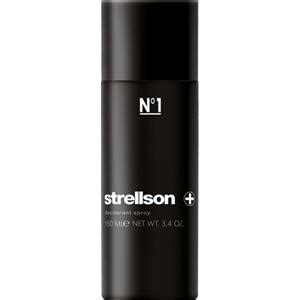 Strellson No 1 by No1 Deodorant Spray Aerosol Strellson Parfumdreams