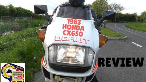 Honda Cx650 Turbo 1983