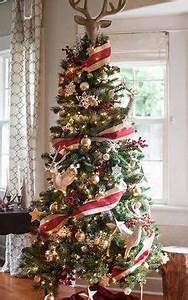 Christmas Tree Decorating Ideas on Pinterest