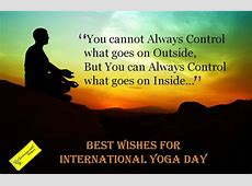10 Best Image Quotes for International Yoga Day 21 June