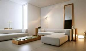 16, Sophisticated, White, Living, Room, Designs, In, Minimalist, Style