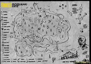 The Forest Pistolenteile Map : the forest the forest ~ Eleganceandgraceweddings.com Haus und Dekorationen