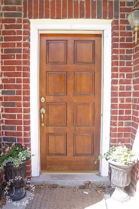 cost to paint interior doors a low cost and simple way to give your front door a fresh