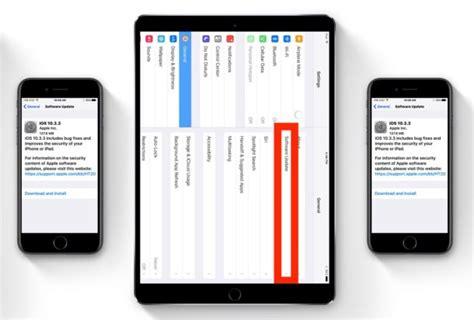 iphone ios update ios 10 3 3 update released for iphone ipsw
