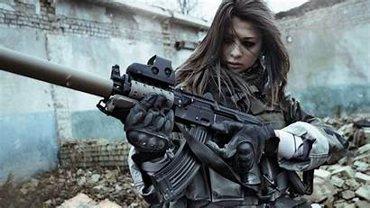 Military Px Shooting Gun Sniper Mercenary Militia