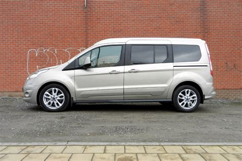 ford grand tourneo connect 2018 test ford grand tourneo connect 1 6 tdci auto55 be tests