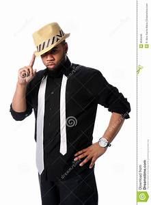 Chapeau De Paille Homme : jeune homme avec le chapeau de paille photo stock image ~ Nature-et-papiers.com Idées de Décoration