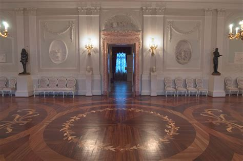 Interior Photo by Photo 483 04 Interior Of Gatchina Palace Near St