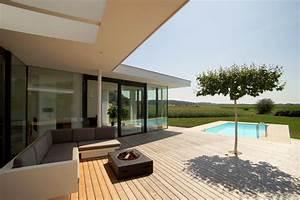 Terrasse Dekorieren Modern : bungalow neubau modern terrasse m nchen von meese architekten ~ Fotosdekora.club Haus und Dekorationen