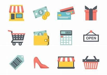 Shopping Vector Icons Icon Vectors Retail Cart