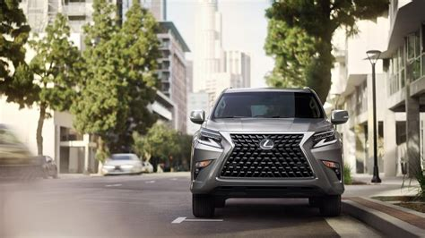 lexus gx adds  features doesnt change