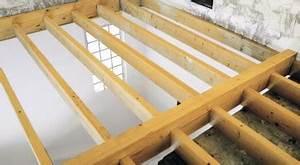 Realiser Un Plancher Bois : quand tout est refaire maison travaux ~ Premium-room.com Idées de Décoration