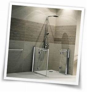 Comment Faire Une Douche Italienne : installer douche italienne douche design installation ~ Nature-et-papiers.com Idées de Décoration