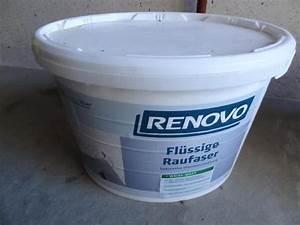 Flüssige Rauhfaser Entfernen : renovo fl ssige rauhfaser in maisach farben lacke ~ Lizthompson.info Haus und Dekorationen