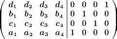 Einheitsmatrix Berechnen : inverse matrix berechnen d rfen zeilen vertauscht werden ~ Themetempest.com Abrechnung