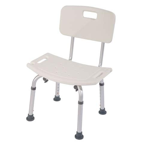 adjustable height medical elderly bath tub shower chair