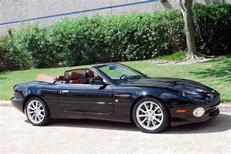 2002 Aston Martin Db7 Vantage by 2002 Aston Martin Db7 Vantage Convertible Auto