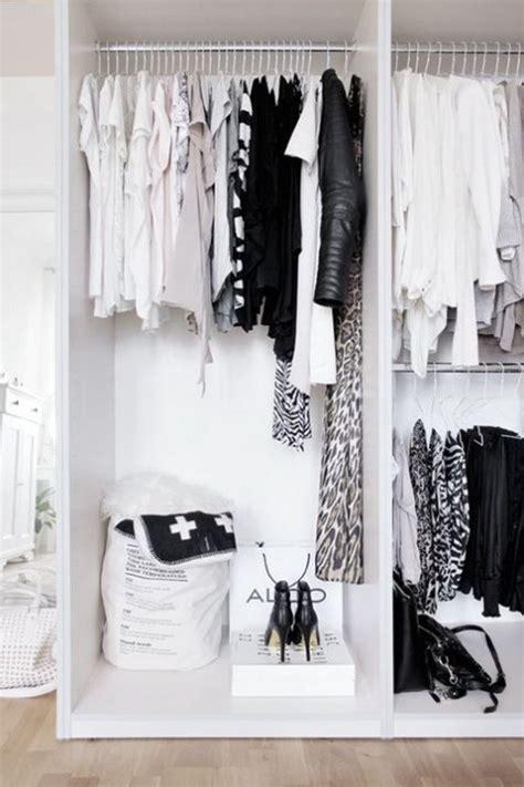 Closet Minimalist striking and stylish minimalist closets comfydwelling