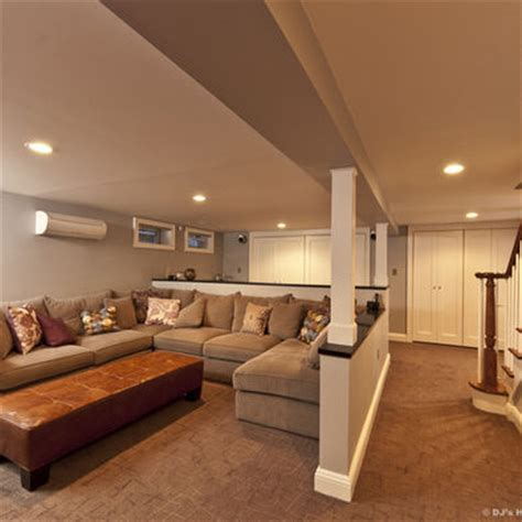 basement ideas on a budget 100 smart home remodeling ideas on a budget half walls Basement Ideas On A Budget