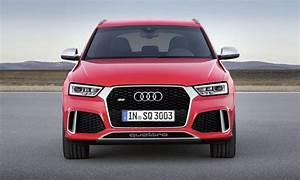 Audi Q3 Versions : audi q3 mit bis zu 340 ps in der rs version das auto magazin ~ Gottalentnigeria.com Avis de Voitures