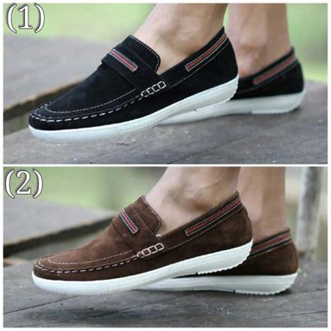 Jual Sepatu Santai Pria jual beli sepatu santai pria kicker sonklak baru