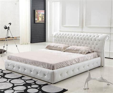 ikea platform bed white modern bed metal modern bed frame