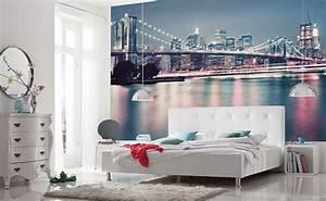 Romantische Bilder Für Schlafzimmer : tapeten f rs schlafzimmer bei hornbach ~ Michelbontemps.com Haus und Dekorationen