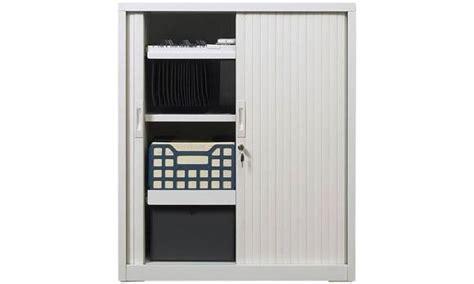 metal tambour doors for cabinets tambour sliding door storage cabinet metal silver 1090h x 900w