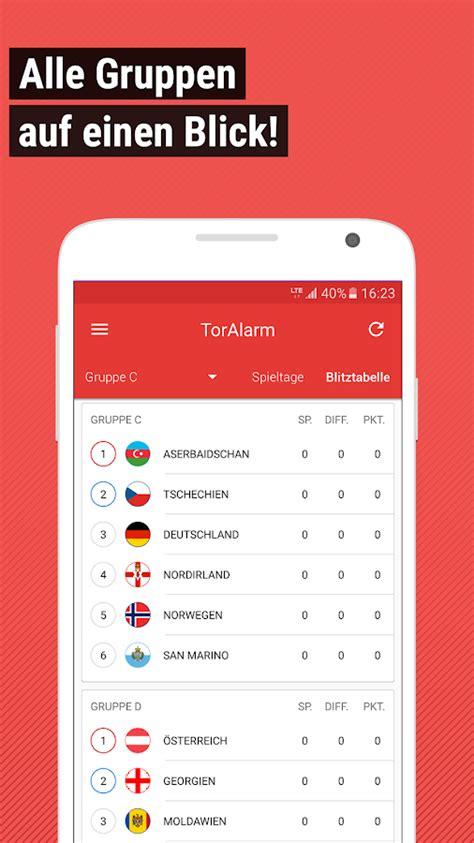 toralarm fussball bundesliga im app store