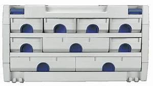 Werkzeugkiste Mit Schubladen : werkzeugkiste schubladen systainer mit 9 schubk sten im h fele schweiz shop ~ Eleganceandgraceweddings.com Haus und Dekorationen