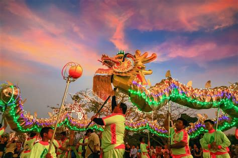 places  celebrate chinese  year   world