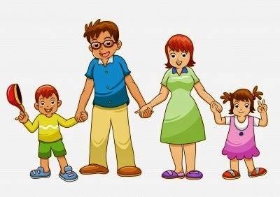 Anak Sekolah Hamil Tua 10 Gambar Kartun Keluarga Bahagia Gambar Top 10