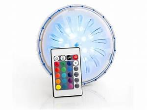 Projecteur De Piscine : projecteur led couleurs gr pour piscines hors sol ~ Premium-room.com Idées de Décoration