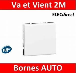 Le Va Et Vient : mosaic va et vient 2 modules 10a 230v 077011 ~ Dailycaller-alerts.com Idées de Décoration