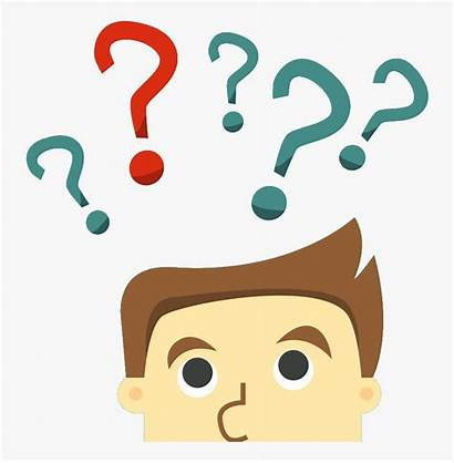 Question Mark Questions Indecision Clipart Asked Acr