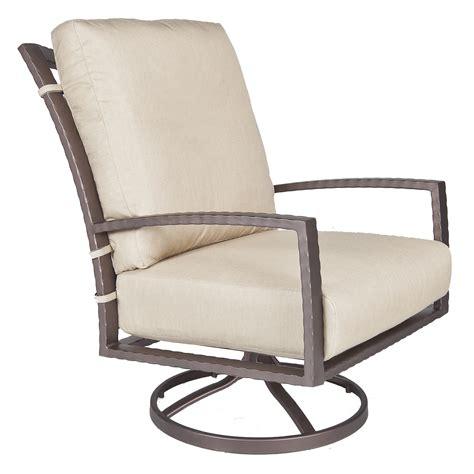 sol swivel rocker lounge chair hauser s patio