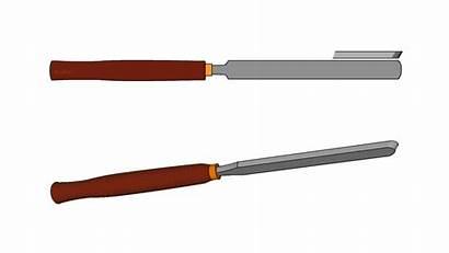 Wood Finish Hollow Tools Scrapers Lathe Scraper
