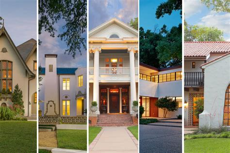 The Hands-down 10 Most Beautiful Homes In Dallas