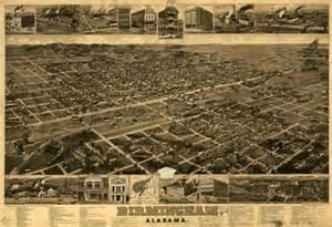 Old Birmingham Alabama