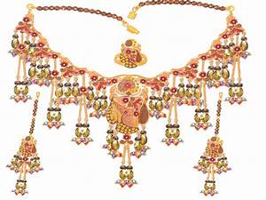 Bharat Designs Dulhan Jewelry Style Wallpaper Free Wallpapers