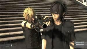 Final Fantasy XV Kingdom Hearts 3 Go Xbox One Worldwide