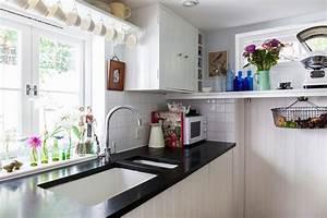 ancienne maison de charme au design interieur creatif dans With cuisine petite et fonctionnelle