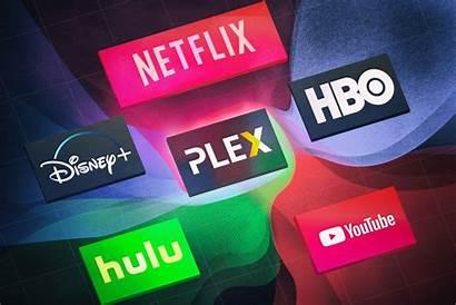 Streaming Internet Netflix Verge Piracy Disney Hbo