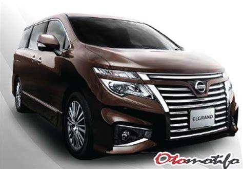 Mobil Nissan Elgrand by 9 Harga Mobil Nissan Murah Terbaru September 2019 Otomotifo