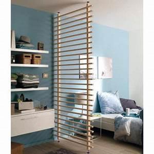 Cloison Amovible Ikea : cloison amovible pin zetta castorama ~ Melissatoandfro.com Idées de Décoration