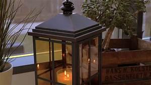 Laterne Groß Günstig : partylite rustikale laterne gro lanterne classique ~ A.2002-acura-tl-radio.info Haus und Dekorationen