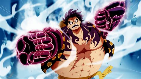 luffy boundman gear fourth  piece