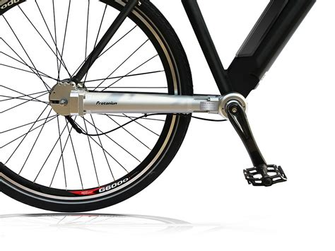 fahrrad mit kardanantrieb e bike neuheit 2013 protanium mit neuartigem antrieb