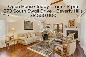 Home For Sale in Beverly Hills Open Today at 273 South ...