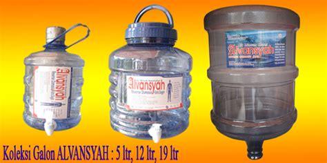 air minum murni osmosis oksigen alvansyah